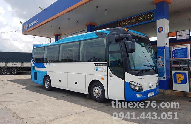 Xe Thaco Town 30 chỗ tại Quảng Ngãi