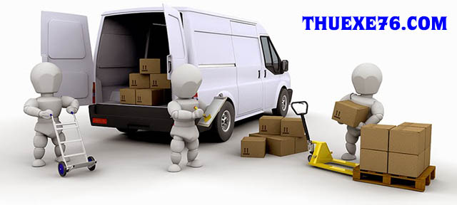 Dịch vụ bốc xếp đồ chuyển nhà ở Quảng Ngãi