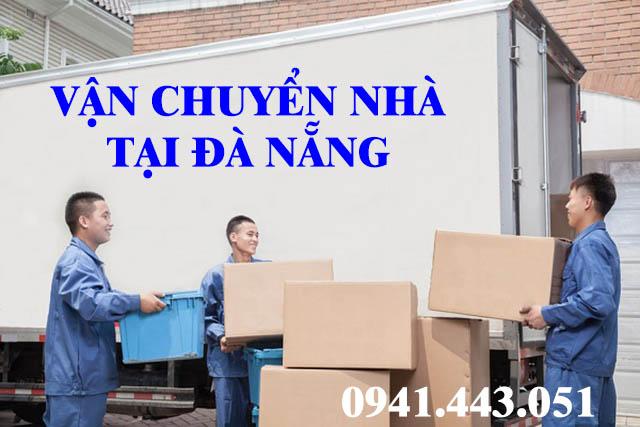 Vận chuyển nhà tại Đà Nẵng