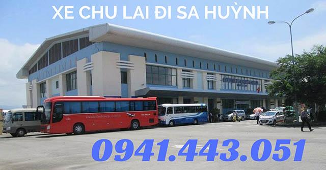 Xe Chu Lai đi Sa Huỳnh