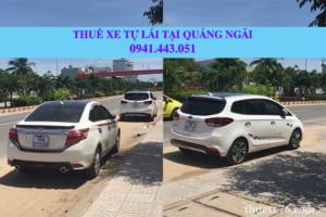 Thuê xe tự lái tại Quảng Ngãi