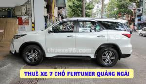 Thuê xe Furtuner Quảng Ngãi