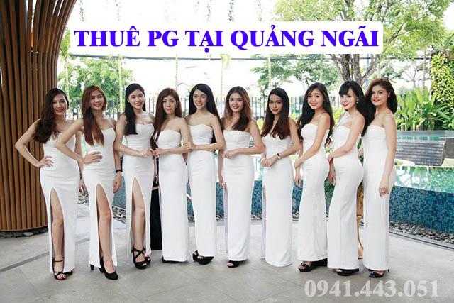 Thuê PG tại Quảng Ngãi