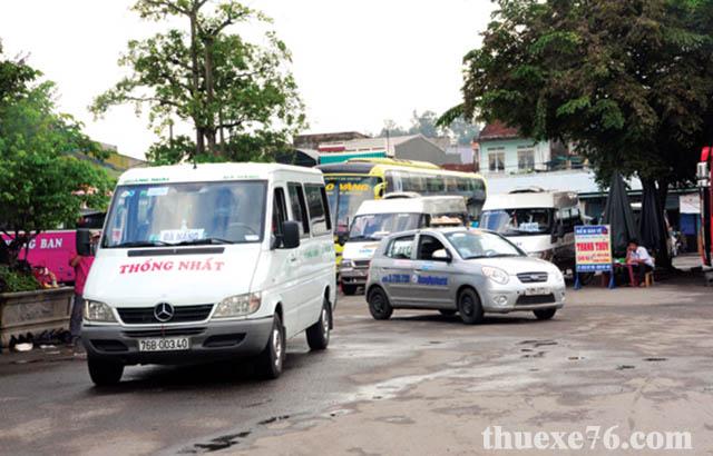 Xe khách từ Đà Nẵng đi Quảng Ngãi