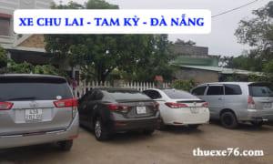 Xe Chu Lai đi Đà Nẵng