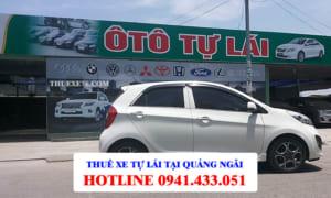 Kinh nghiệm thuê xe tự lái tại Quảng Ngãi