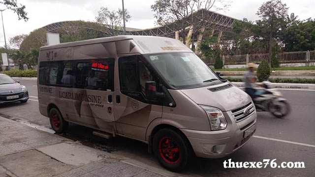 Thuê xe Đà Nẵng đi Quảng Ngãi giá rẻ