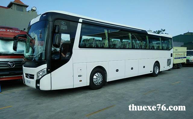 Xe Thaco 47 chỗ tại Quảng Ngãi