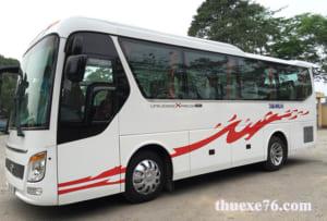 Thuê xe 29 chỗ tại Sân Bay Chu Lai