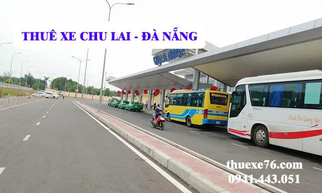 Thuê xe sân bay Chu Lai đi Đà Nẵng
