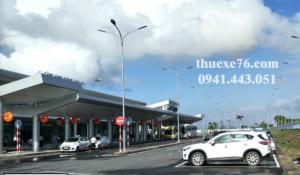 Thuê xe 7 chỗ sân bay Chu Lai đi Cảng Sa Kỳ