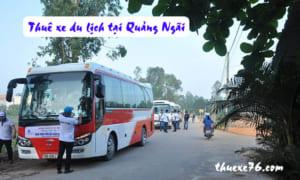 Thuê xe du lịch tại Quảng Ngãi