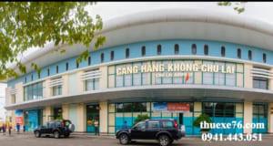 Taxi sân bay Chu Lai đi Cảng Sa Kỳ