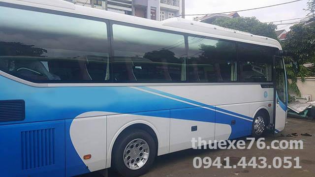 Xe Thaco Town 29 chỗ tại Quảng Ngãi