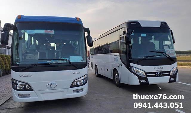 Kinh nghiệm thuê xe 29 chỗ tại Quảng Ngãi