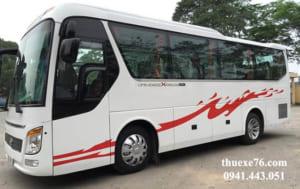 Thuê xe 29 chỗ Quảng Ngãi đi Đà Nẵng