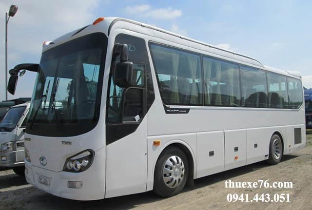 Xe 29 chỗ Quảng Ngãi Đà Nẵng