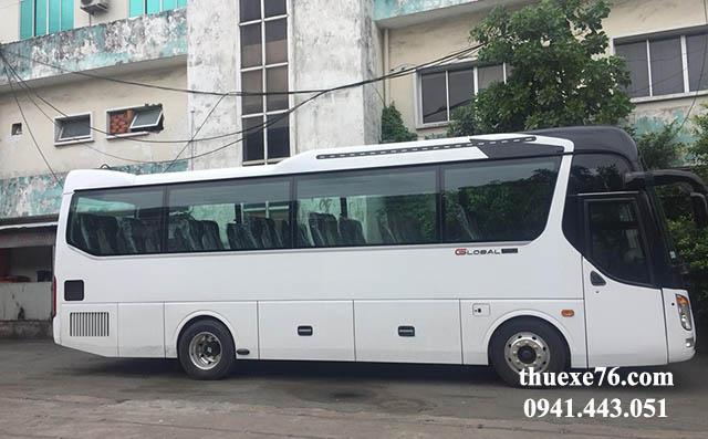 Thuê xe 29 chỗ sân bay Chu Lai đi Biển Mỹ Khê