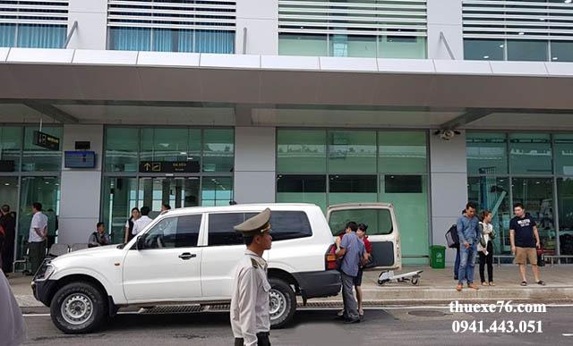 Thuê xe sân bay Chu Lai đi công tác tại Quảng Ngãi