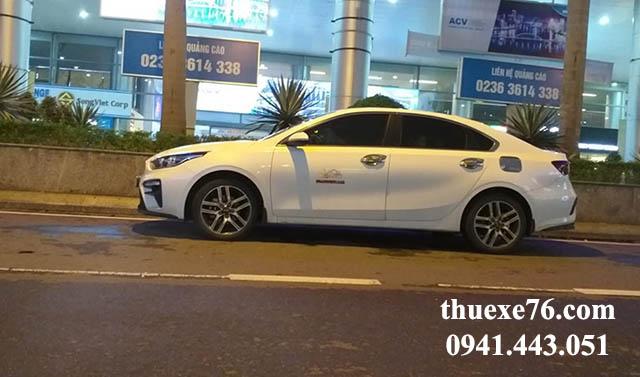 Thuê xe 4 chỗ tự lái Quảng Ngãi giá rẻ
