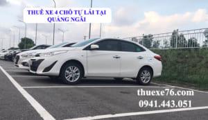 Thuê xe tự lái 4 chỗ tại Quảng Ngãi