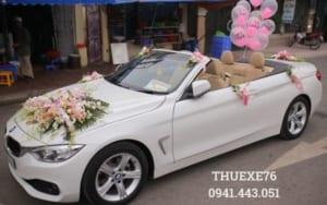 Cách tính giá xe cưới Quảng Ngãi