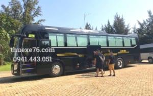 Thuê xe 29 chỗ Limousine tại Quảng Ngãi